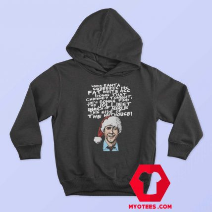 Clark Griswold Christmas Funny Unisex Hoodie