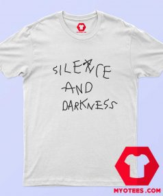 Cool Silence And Darkness Graphic Unisex T Shirt