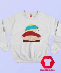 Cute South Park Eric Cartman Ass Mooning Sweatshirt