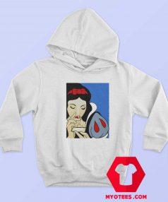Disney Princess Snow White Cocain Unisex Hoodie