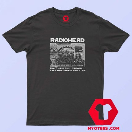 Everything In Its Right Place Radiohead T Shirt