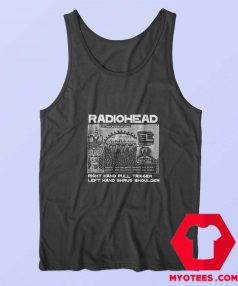 Everything In Its Right Place Radiohead Tank Top