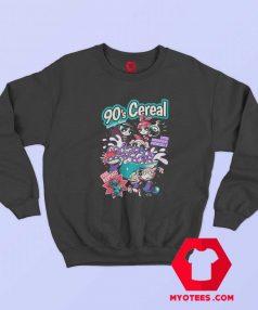 Flavour Rugrats The Powerpuff 90s Parody Sweatshirt