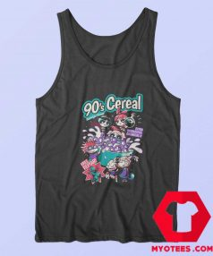 Flavour Rugrats The Powerpuff 90s Parody Tank Top
