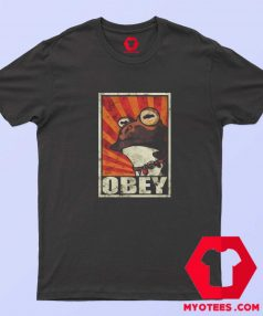 Frog Obey The Hypnotoad Unisex T Shirt