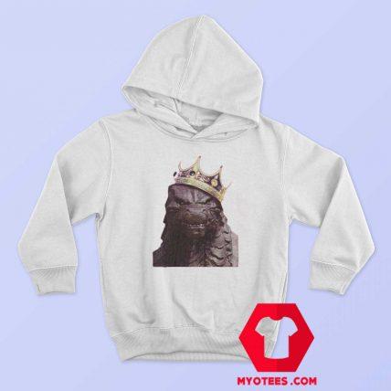 Godzilla King Of Monsters Hip Hop Parody Hoodie