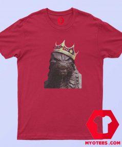 Godzilla King Of Monsters Hip Hop Parody T Shirt