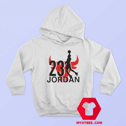 Jordan Chicago Bulls Funny Vintage NBA Hoodie