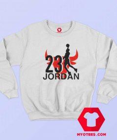 Jordan Chicago Bulls Funny Vintage NBA Sweatshirt