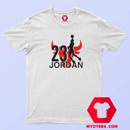 Jordan Chicago Bulls Funny Vintage NBA T Shirt