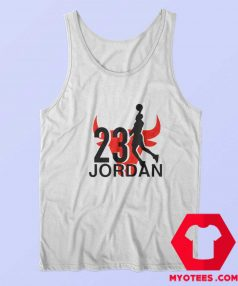 Jordan Chicago Bulls Funny Vintage NBA Tank Top
