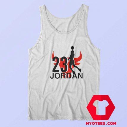 Jordan Chicago Bulls Funny Vintage NBA Tank Top