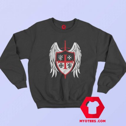 Knights Templar Hospitallers Crusaders Sweatshirt