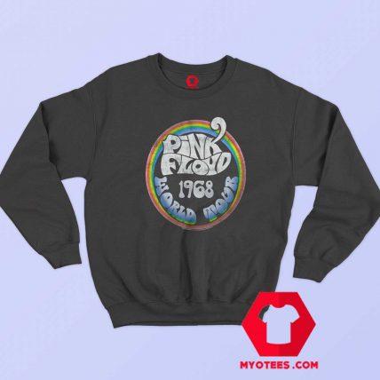 Pink Floyd Rainbow World Tour 1968 Sweatshirt