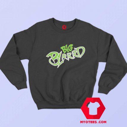 Pooh Shiesty Big Blrrd Graphic Unisex Sweatshirt