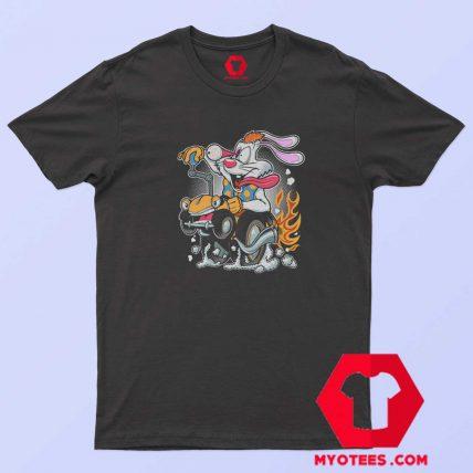 Roger Fink Funny Cartoon Graphic Unisex T Shirt