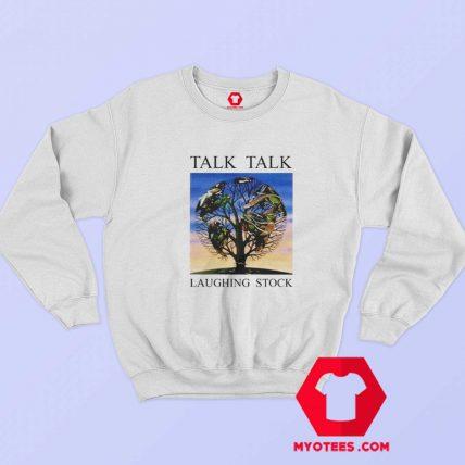 Talk Talk Laughing Stock Rock Retro Sweatshirt