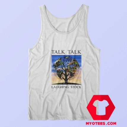 Talk Talk Laughing Stock Rock Retro Unisex Tank Top