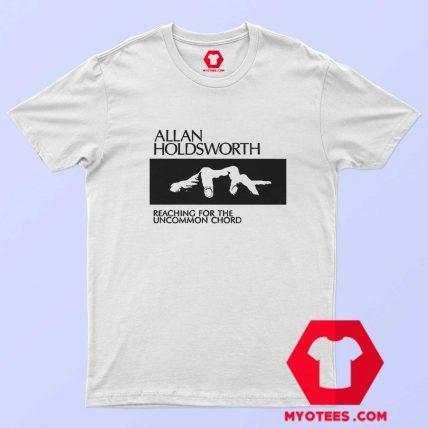 Vintage Allan Holdsworth Reaching Chord T Shirt