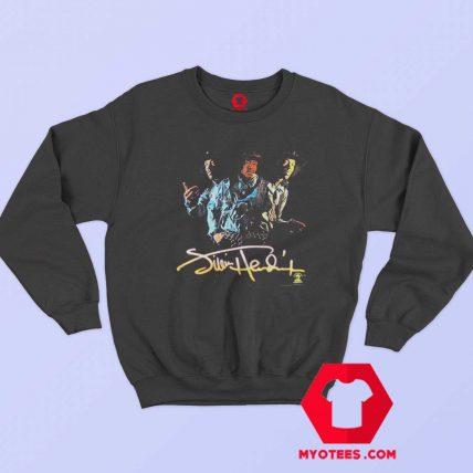 Vintage Jimi Hendrix Smash Hits Black Sweatshirt