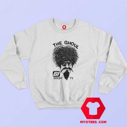 Vintage The Ghoul Channel 61 Unisex Sweatshirt