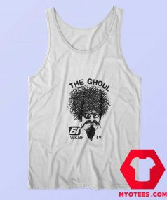 Vintage The Ghoul Channel 61 Unisex Tank Top