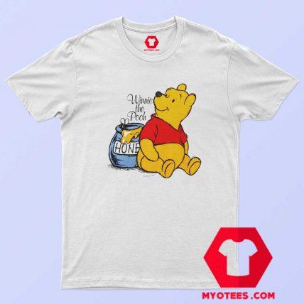 Vintage Winnie The Pooh Disney Cartoon T Shirt