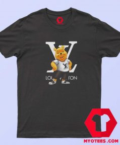 Winnie The Pooh Louis Vuitton Unisex T Shirt