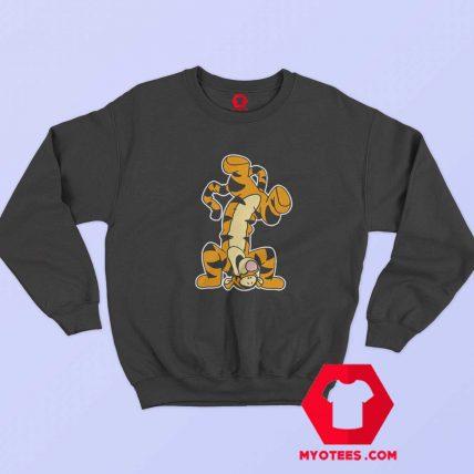 Winnie The Pooh Tigger Cartoon Unisex Sweatshirt
