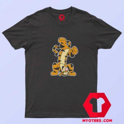 Winnie The Pooh Tigger Cartoon Unisex T Shirt