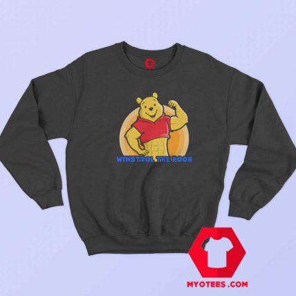 Winnie the Pooh Performance Gym Workout Sweatshirt