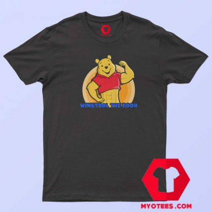 Winnie the Pooh Performance Gym Workout T Shirt