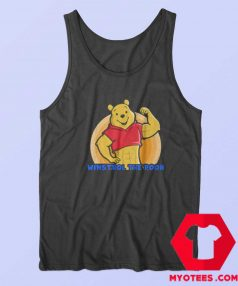 Winnie the Pooh Performance Gym Workout Tank Top