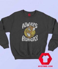 Always Hungry Vintage Tom Jerry Unisex Sweatshirt