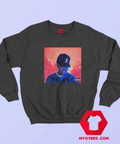 Chance The Rapper Coloring Book Album Sweatshirt