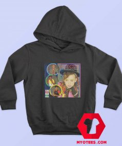 Culture Club Colour By Numbers Album Cover Hoodie