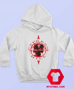 Cypress Hill Skull and Compass Unisex Hoodie
