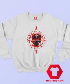 Cypress Hill Skull and Compass Unisex Sweatshirt