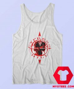 Cypress Hill Skull and Compass Unisex Tank Top