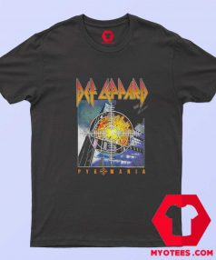 Def Leppard Pyromania Album Unisex T Shirt