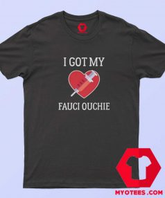 Dr Fauci Vaccation My Fauci Ouchie Unisex T Shirt