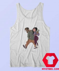 Funny Travis Scott And Kylie Jenner Unisex Tank Top