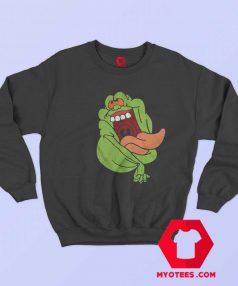 Ghostbusters Slimer Hungry Ghost Sweatshirt