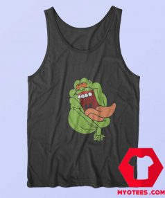 Ghostbusters Slimer Hungry Ghost Tank Top
