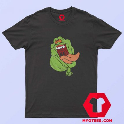 Ghostbusters Slimer Hungry Ghost Unisex T Shirt