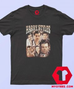 Harry Style Heavy Metal Vintage Unisex T Shirt