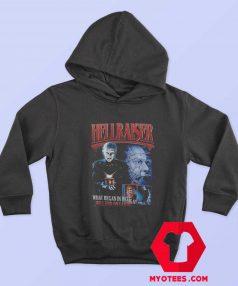 Hellraiser Supernatural Horror Film Unisex Hoodie