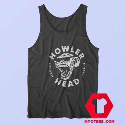 Howler Head Monkey Kentucky Whiskey Tank Top