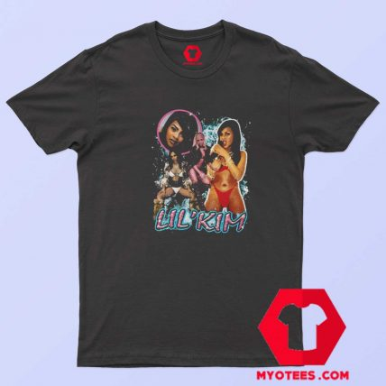 Lil Kim Bikini Vintage 90s Graphic Unisex T Shirt