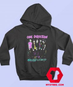 One Direction On The Road Again World Tour Hoodie